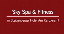 Sky Spa & Fitness logo